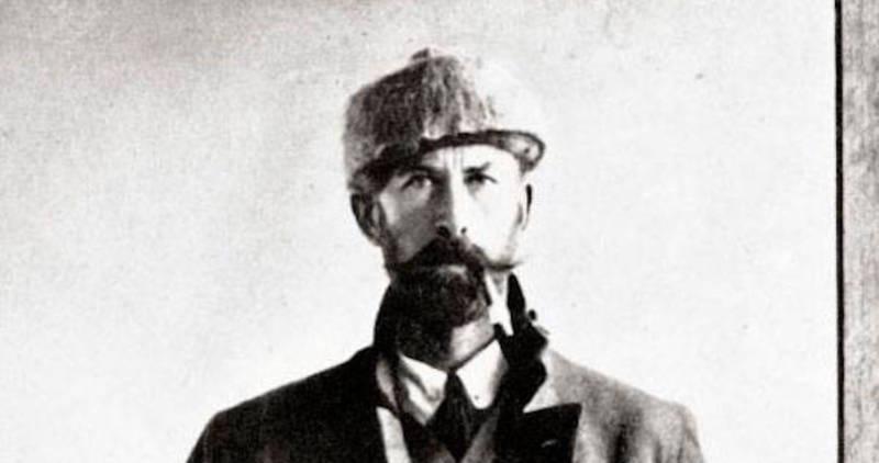Lt. Col. Percy Harrison Fawcett