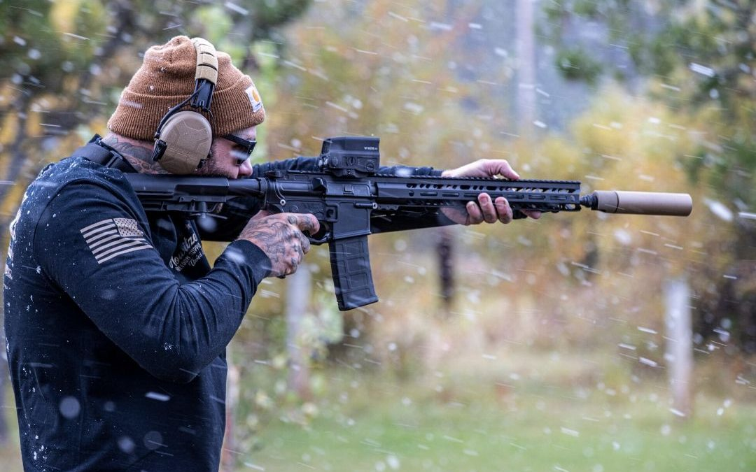 An Arranged Marriage: Hunting with the AR-15