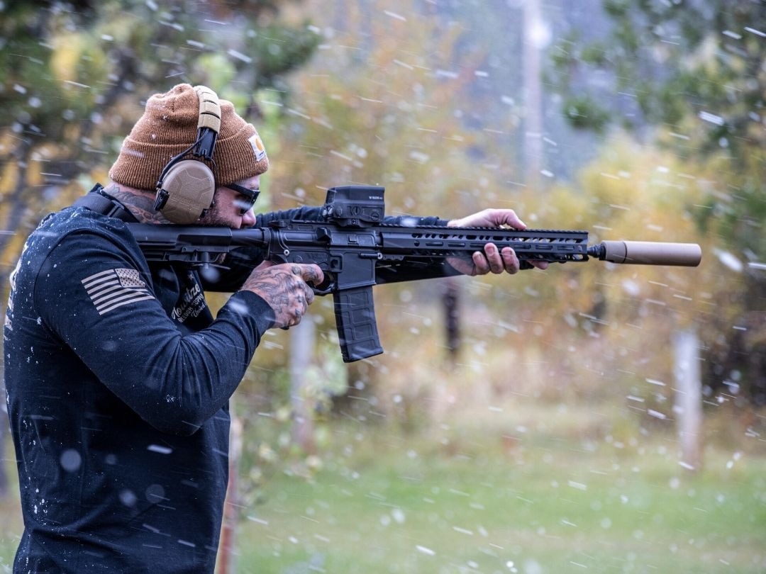 AR15 Hunting