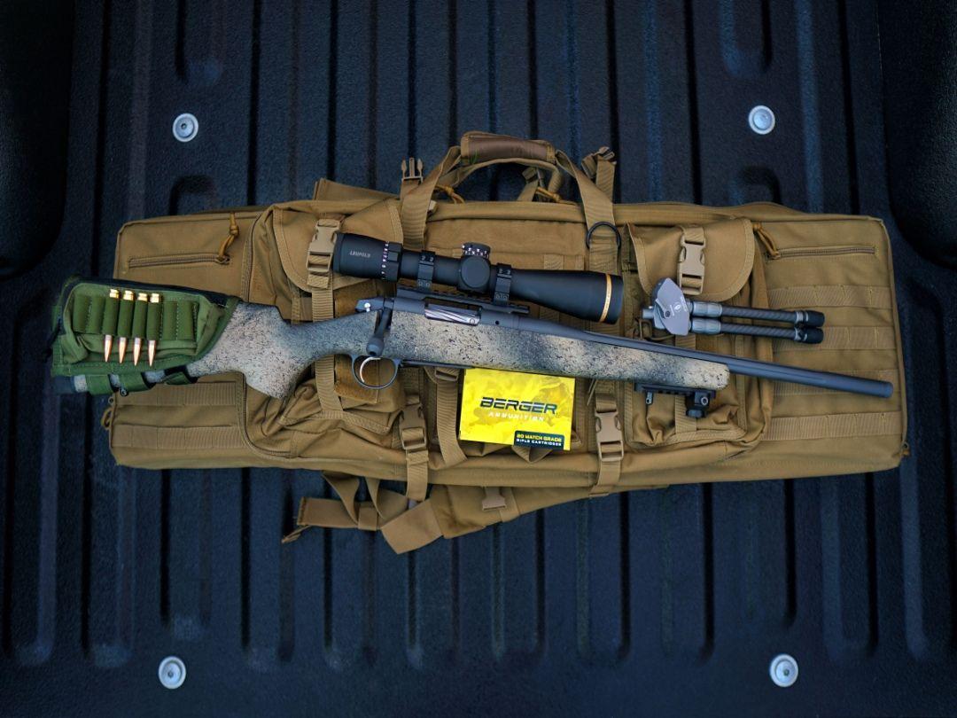 Tough Times Truck Rifle