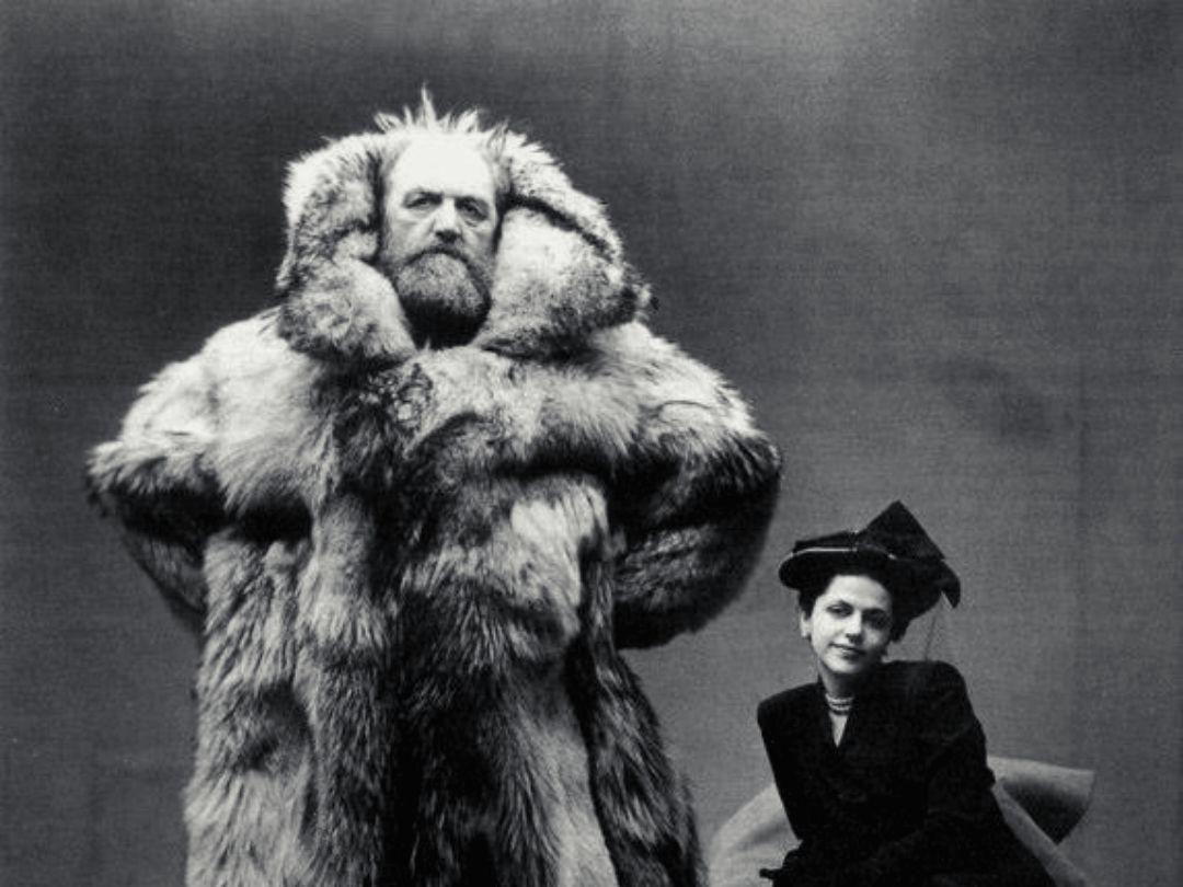 Explorer Peter Elfred Freuchen