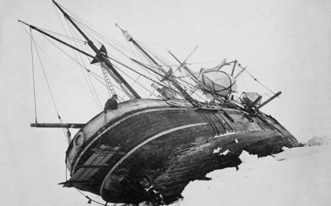 Sir Ernest Henry Shackleton, Part 2