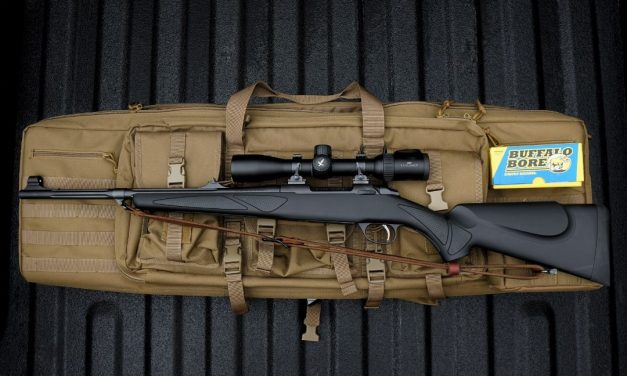 Truck Rifle: The Sako 85 Black Bear .308 Review
