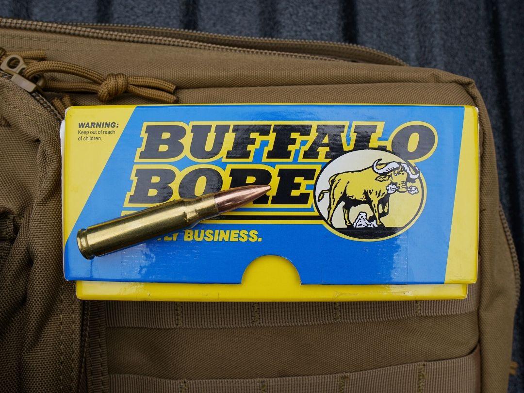 Buffalo Bore Rounds