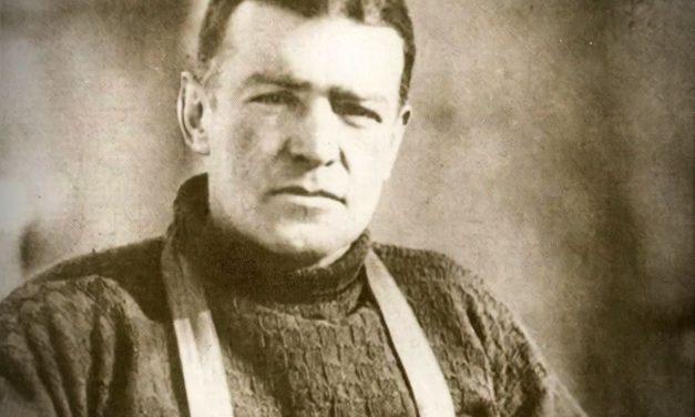 Sir Ernest Henry Shackleton, Part 1