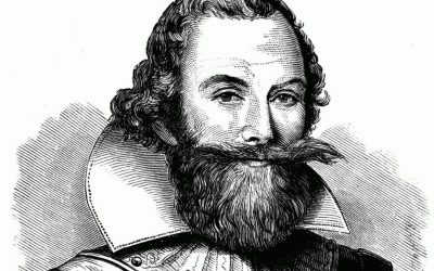 John Smith: The New World's First Bad Ass and Hater of Chubby Gals
