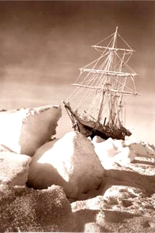 shackleton ship