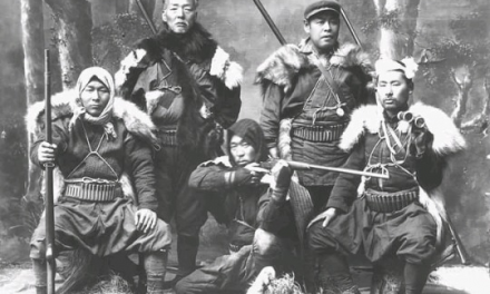 The Matagi Snow Hunters of Honshu