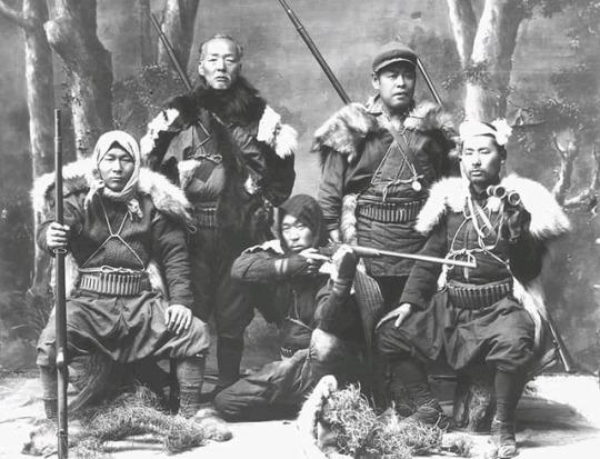 The Matagi Snow Hunters of Honshu