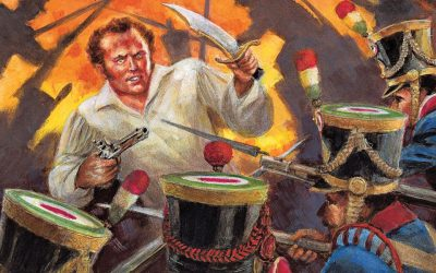 Jim Bowie: Knife Fighter, Frontiersman, Human Pincushion