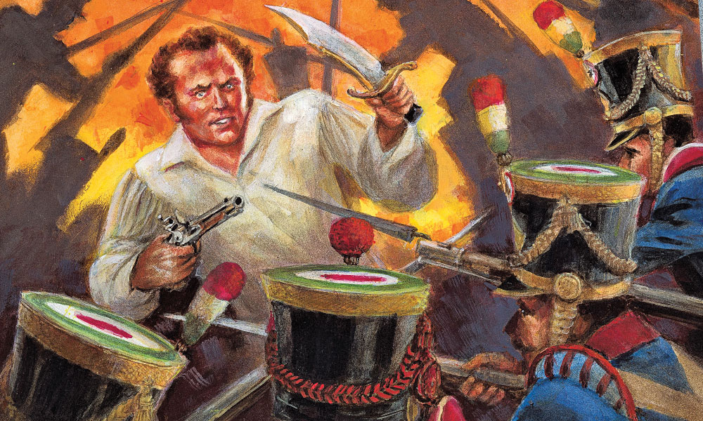 Jim Bowie: Knife Fighter, Frontiersman, Human Pincushion
