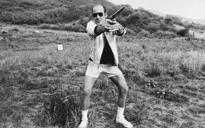 Staying at Hunter S. Thompson's