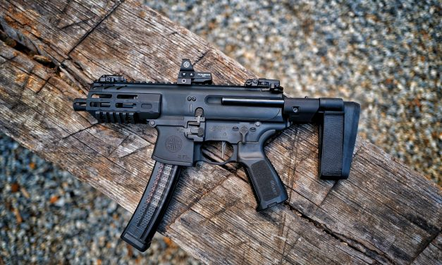 Sig MPX-K 9mm Review