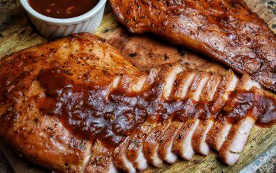 Persimmon & Apple Moonshine Smoked Wild Turkey