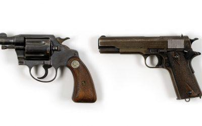 Famous Texas Firearms
