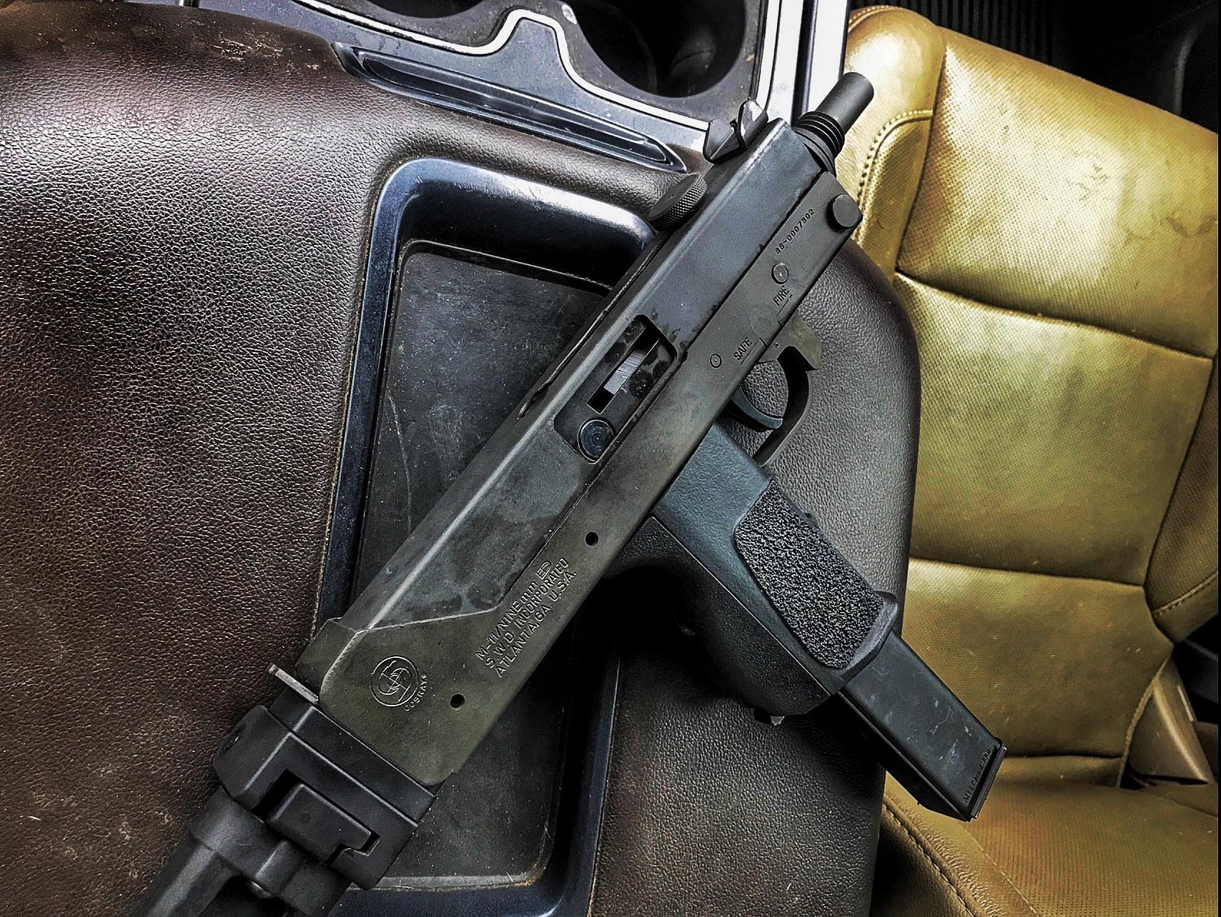 Machine Guns and Rabbits